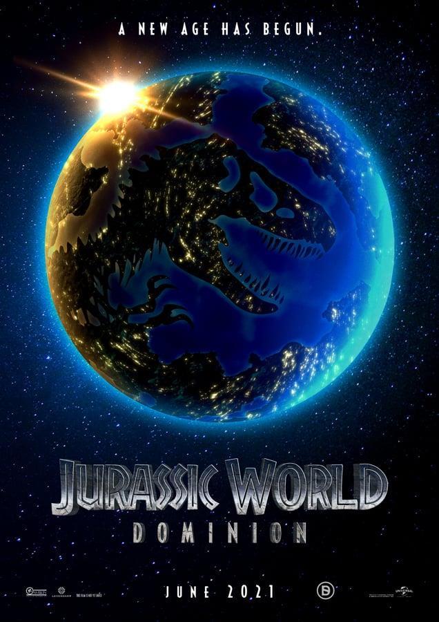 Мир Юрского периода: Господство (2022)