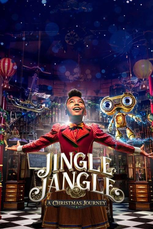 Мистер Джангл и Рождественское путешествие (2020)